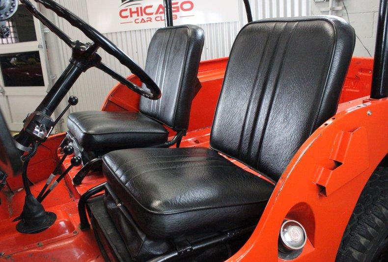 For Sale 1946 Willys CJ2