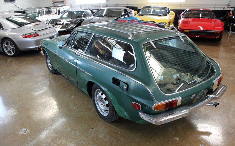 For Sale 1973 Volvo 1800ES
