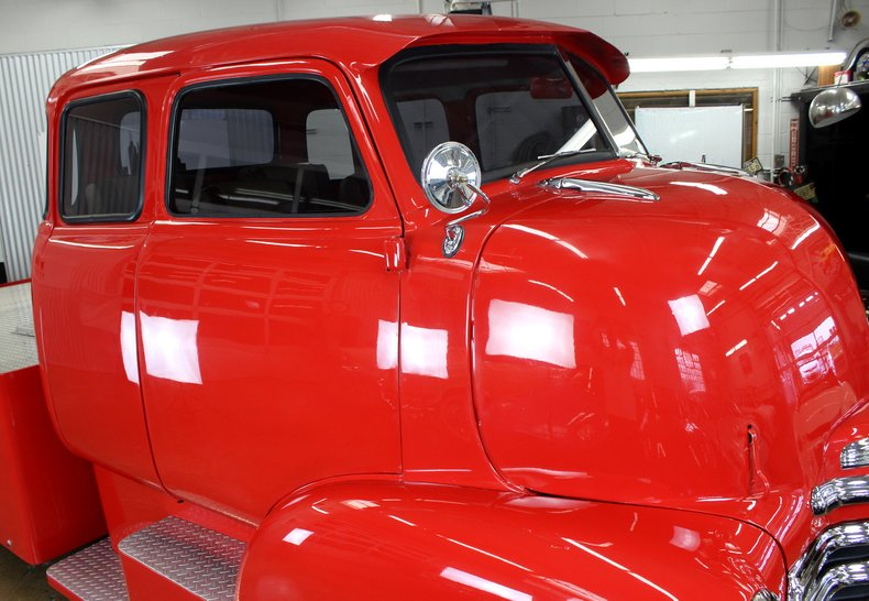 For Sale 1947 Chevrolet Snub Nose COE