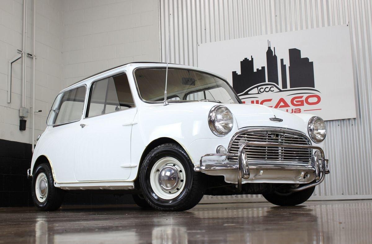 1964 austin mini cooper s 1275