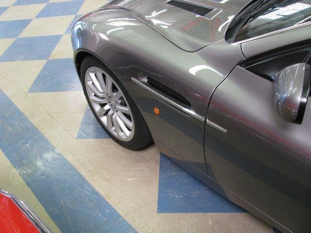 For Sale 2003 Aston Martin Vanquish