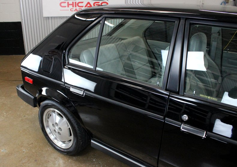 For Sale 1986 Shelby Omni GLHS
