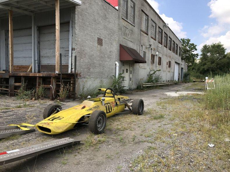 For Sale 1972 Titan Formula Ford MK6