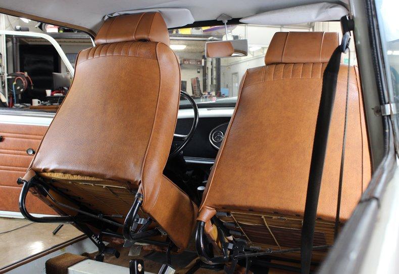 For Sale 1975 Austin Mini 1000