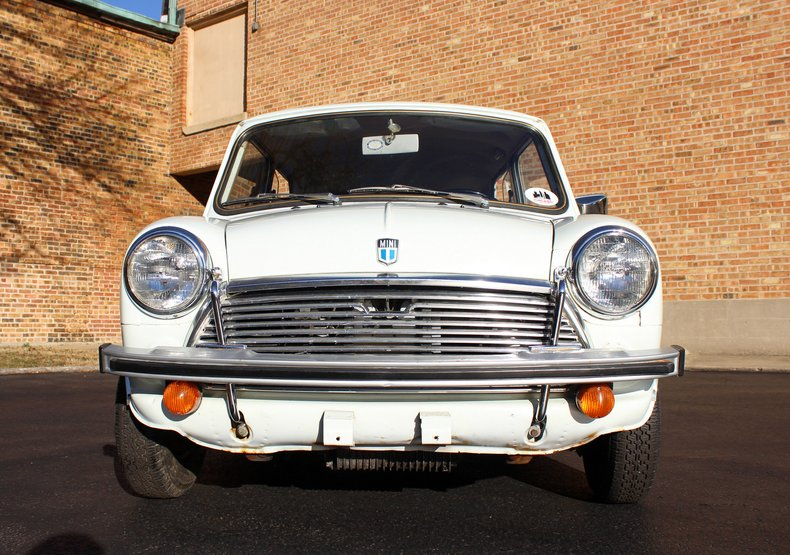 For Sale 1975 Austin Mini 1000
