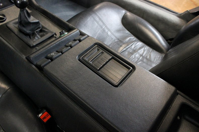 For Sale 1983 Delorean DMC12