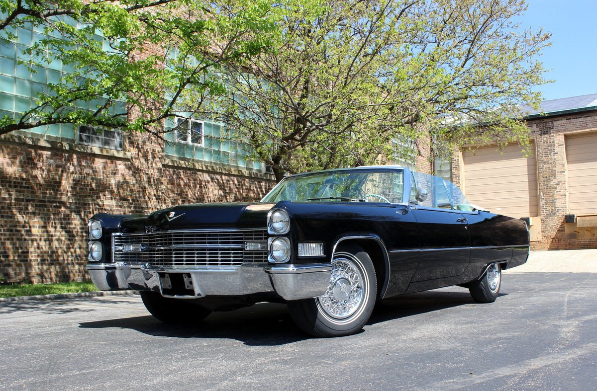 For Sale 1966 Cadillac DeVille Convertible For Sale 1966 Cadillac DeVille  Convertible ...