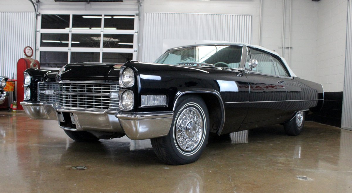... For Sale 1966 Cadillac DeVille Convertible ...