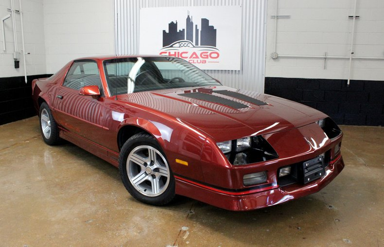 For Sale 1988 Chevrolet Camaro IROC-Z