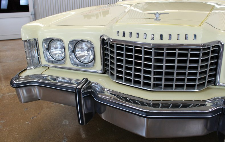 For Sale 1976 Ford Thunderbird