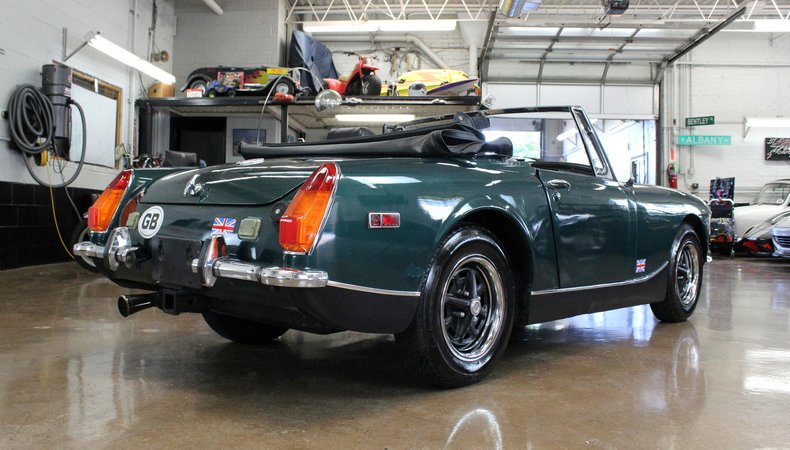 For Sale 1967 MG Midget