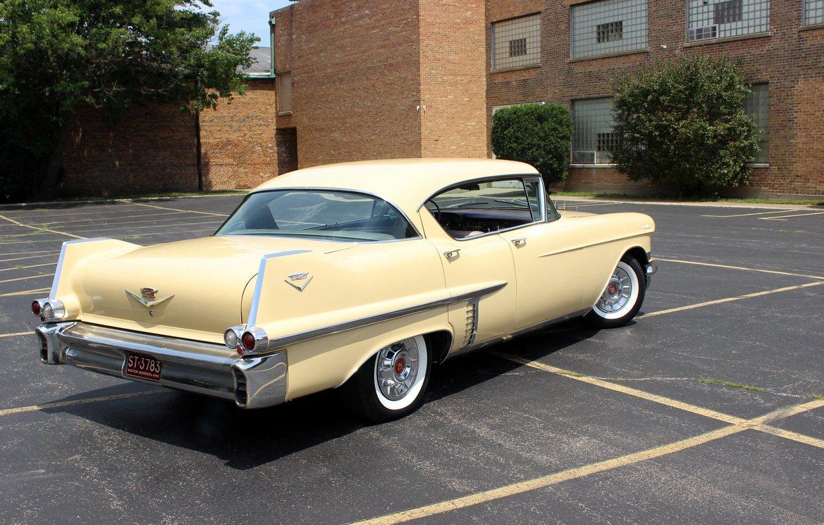1957 Cadillac Series 62 Chicago Car Club 1961 Dash Pad For Sale