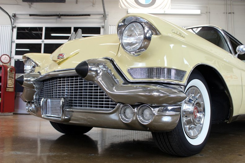 For Sale 1957 Cadillac Series 62