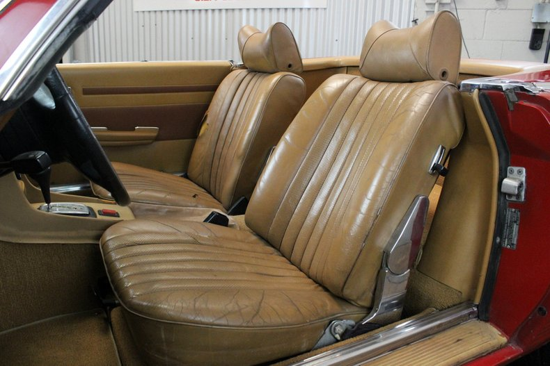 For Sale 1972 Mercedes Benz 350SL