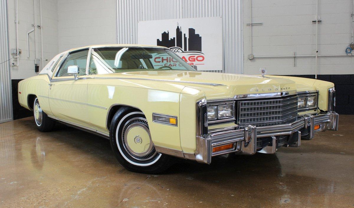 1978 Cadillac Eldorado Biarritz For Sale 95052 Mcg Deville Paint Colors