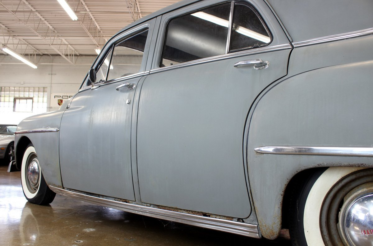 1950 plymouth deluxe for sale 95288 mcg 50 Plymouth 4 Door 1950 plymouth deluxe for sale