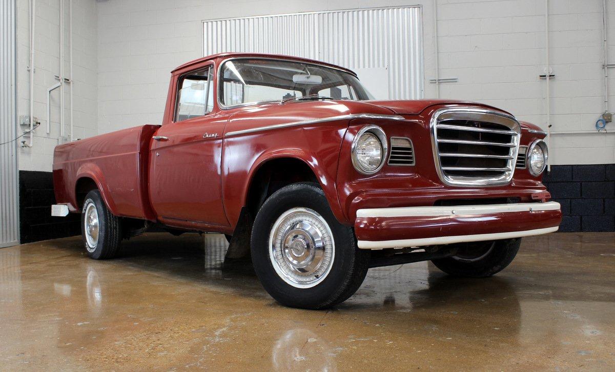 1963 studebaker champ pickup