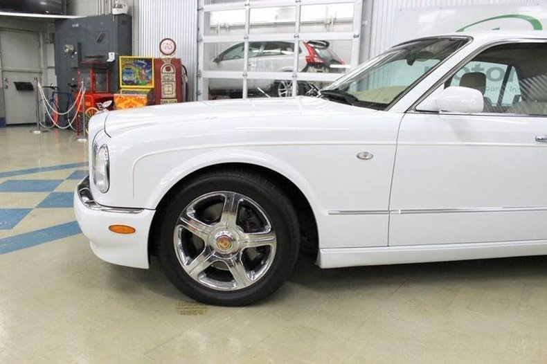 For Sale 2003 Bentley Arnage