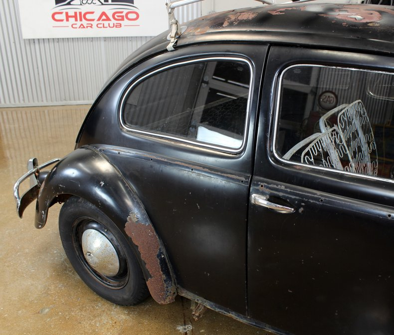For Sale 1957 Volkswagen Beetle