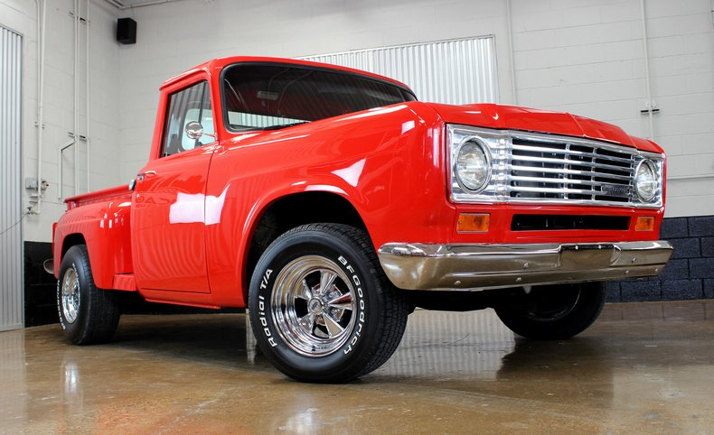 1974 International Harvester 100 Series Pickup