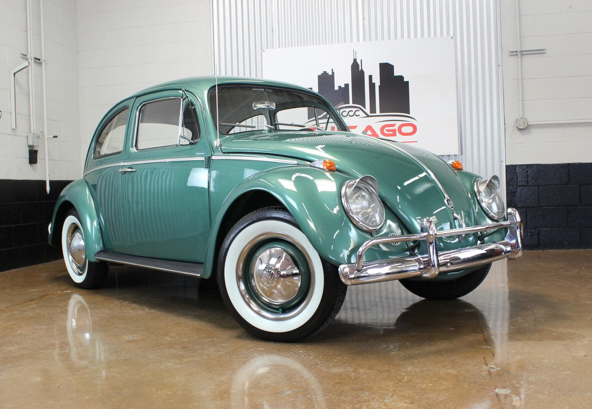 1960 volkswagen beetle