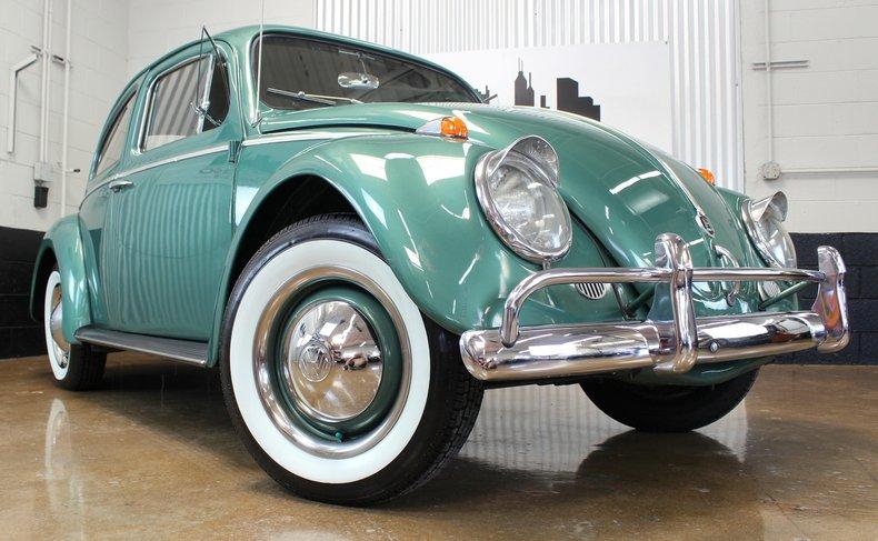 For Sale 1960 Volkswagen Beetle