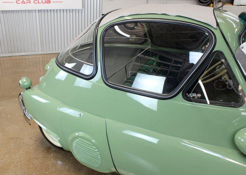 For Sale 1956 BMW Isetta 300 Bubble Window