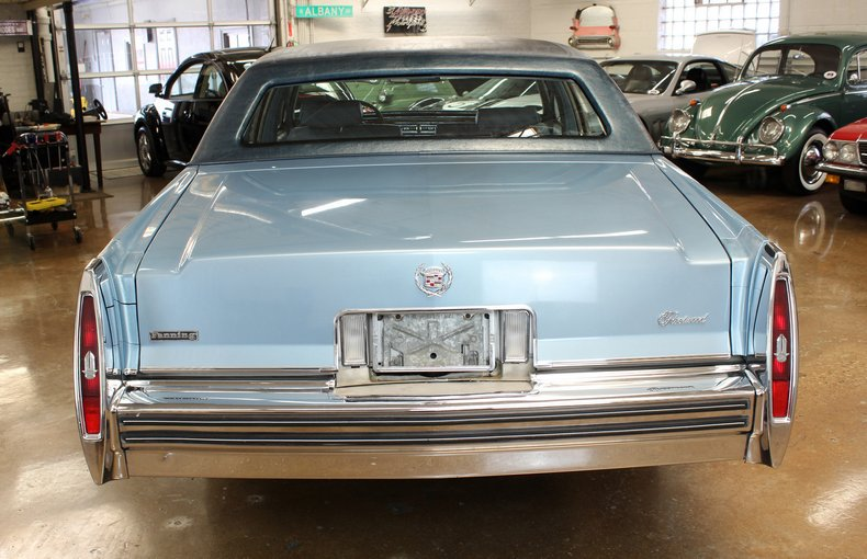 For Sale 1979 Cadillac Fleetwood Brougham