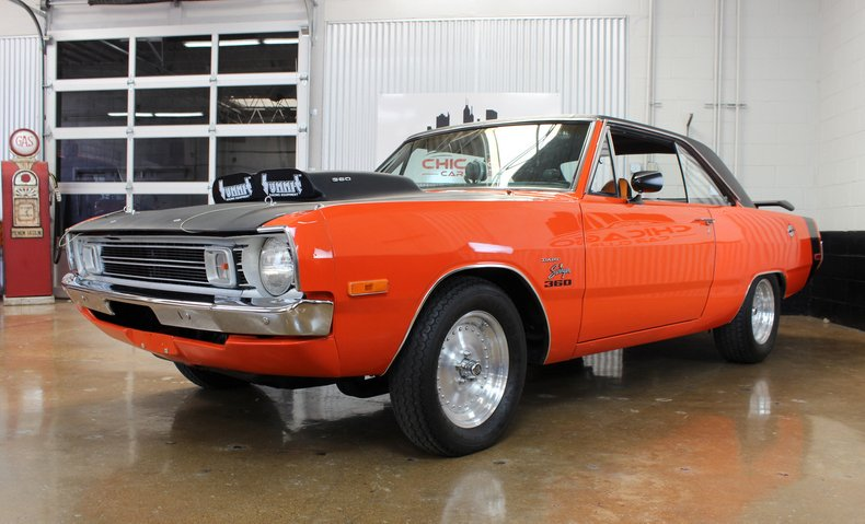 For Sale 1972 Dodge Dart Swinger