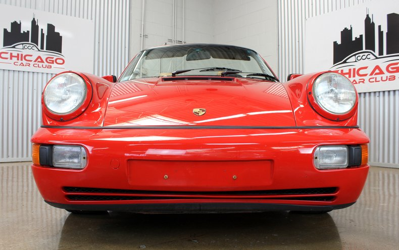 For Sale 1991 Porsche Carrera 4 Cabriolet
