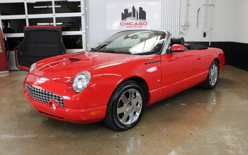 For Sale 2002 Ford Thunderbird