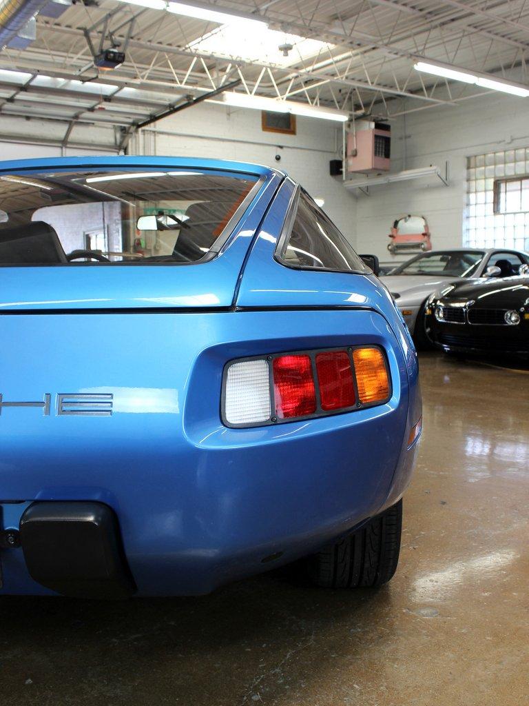 For Sale 1982 Porsche 928