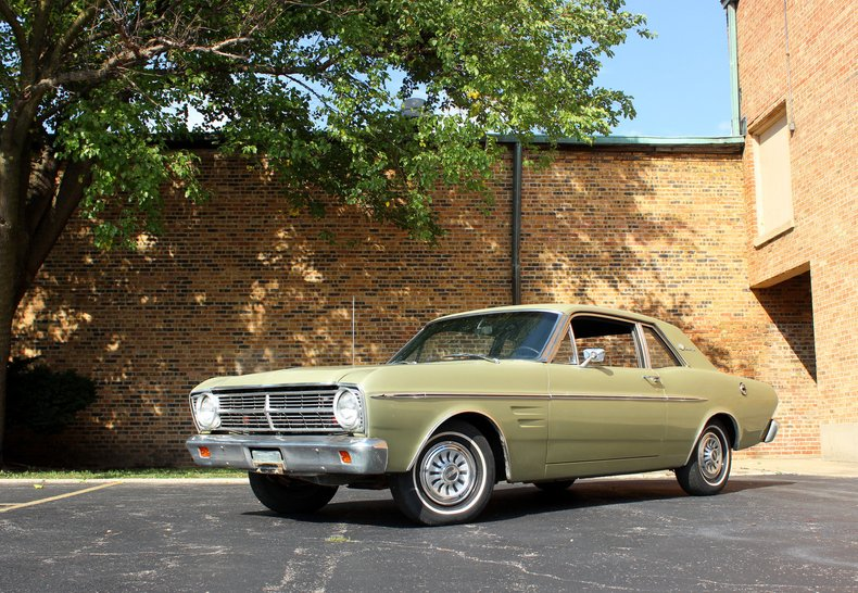 For Sale 1967 Ford Falcon Sports Coupe