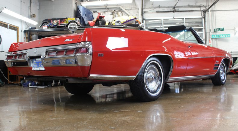 For Sale 1970 Buick Wildcat Convertible