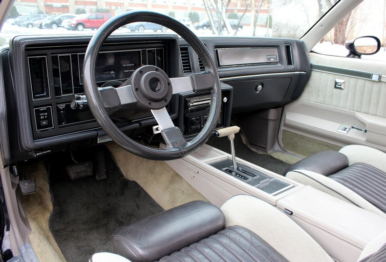 For Sale 1984 Buick Grand National