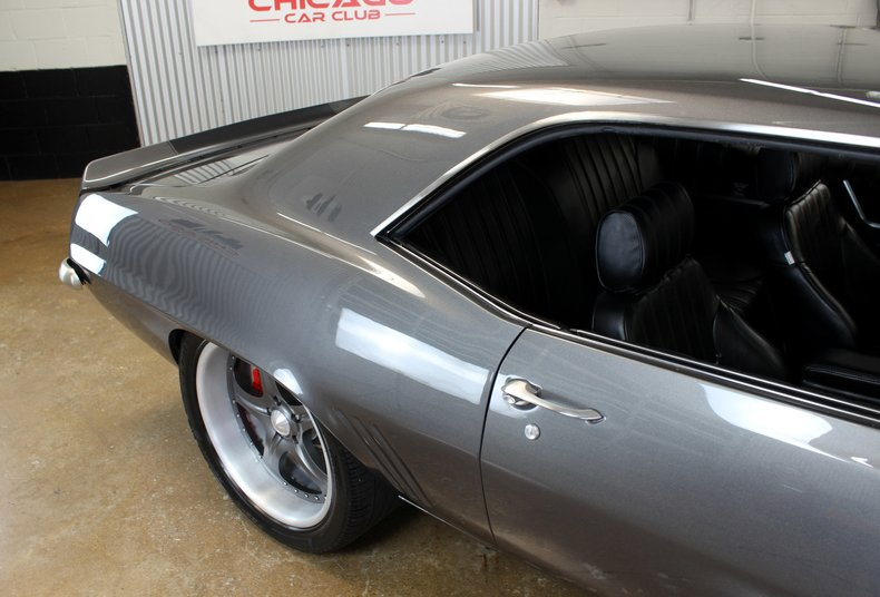 For Sale 1969 Chevrolet Camaro Restomod