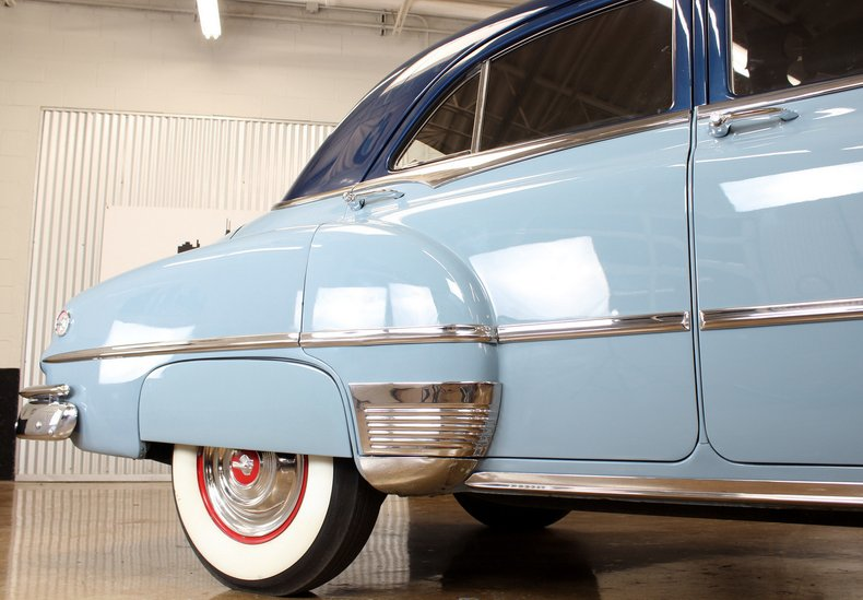For Sale 1951 Pontiac Chieftain