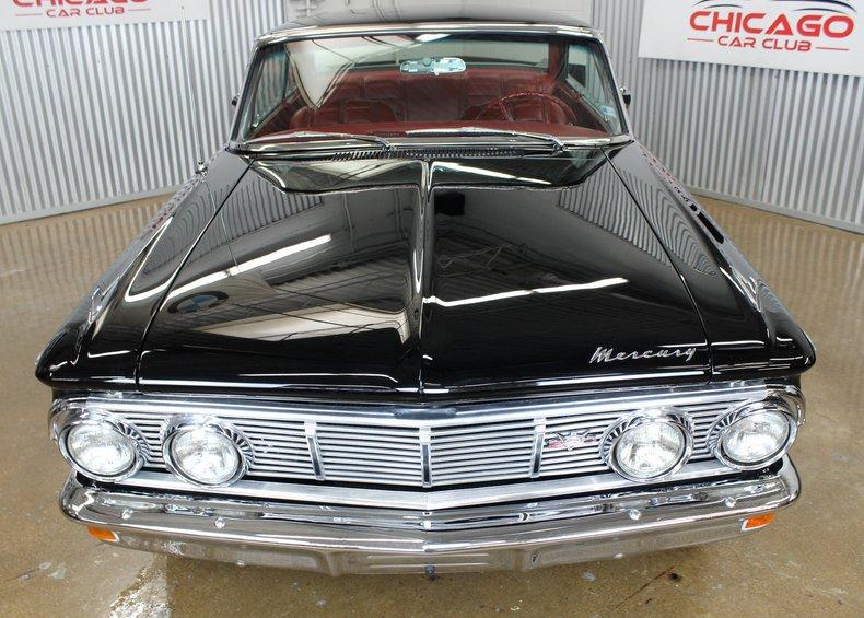 For Sale 1963 Mercury Comet S22 2dr Hardtop
