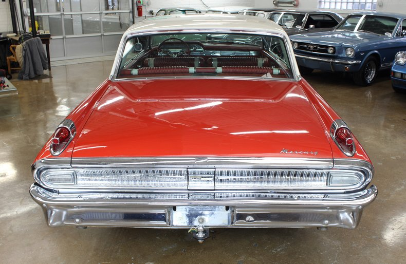 For Sale 1962 Mercury Monterey