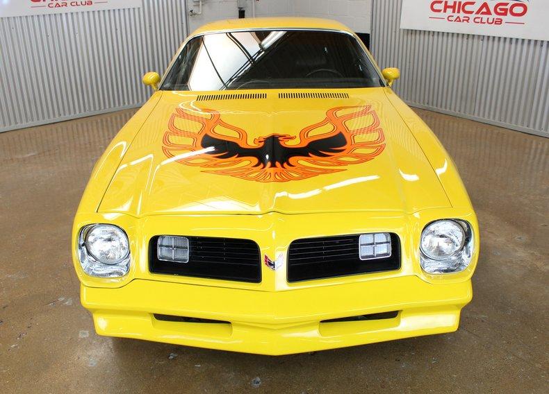 For Sale 1976 Pontiac Firebird