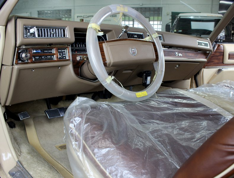 For Sale 1978 Cadillac Eldorado Biarritz Custom Classic