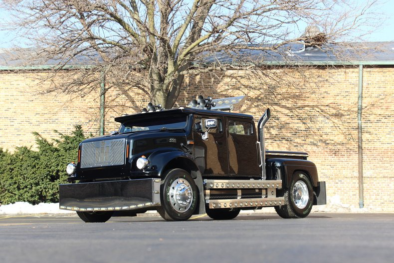 1995 International Harvester 4700 Crew Cab
