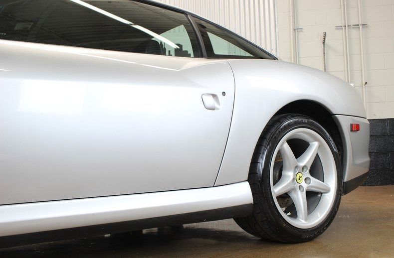 For Sale 1998 Ferrari 550 Maranello