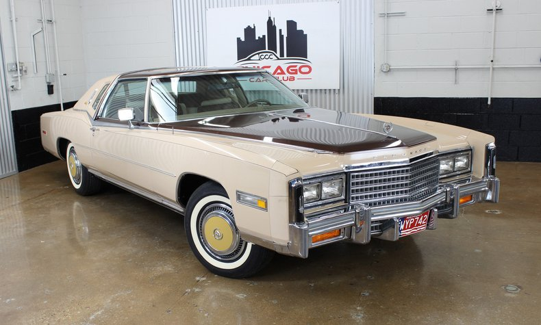 1978 Cadillac Eldorado Biarritz Custom Classic For Sale