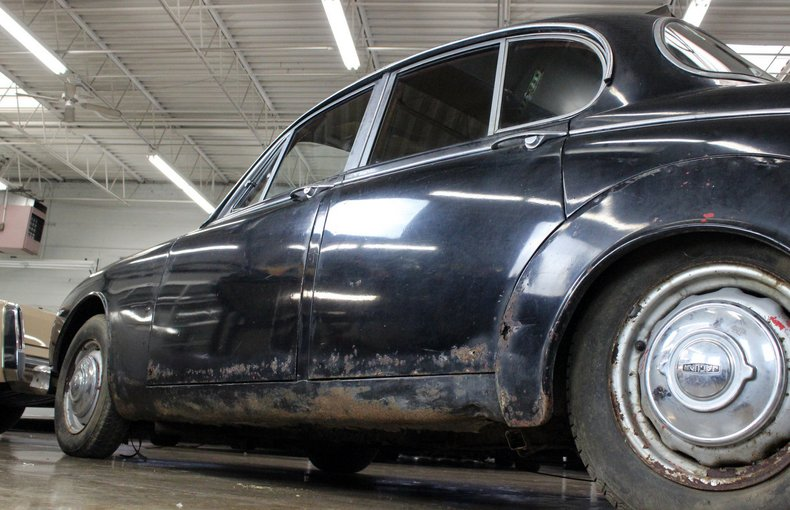 For Sale 1960 Jaguar Mark II