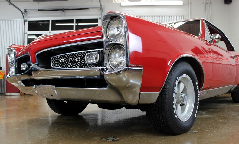 For Sale 1967 Pontiac GTO