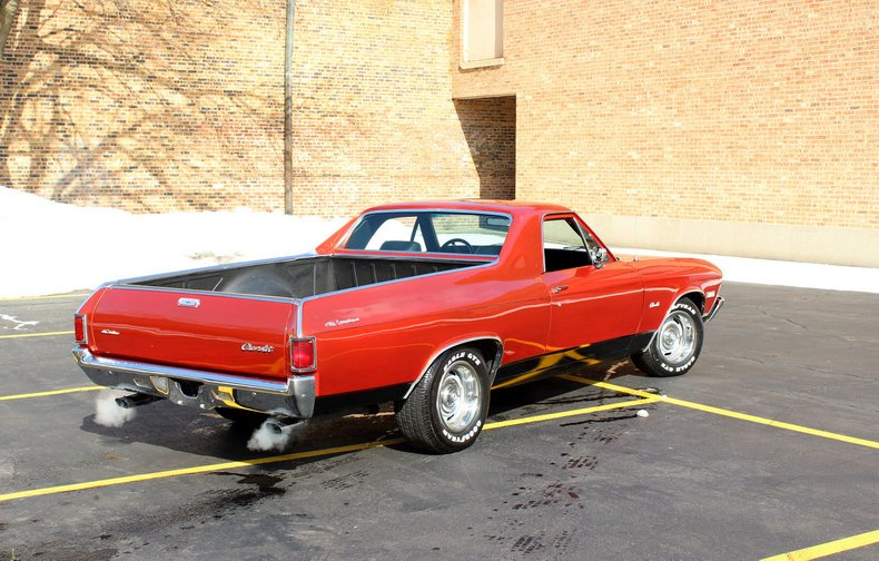 For Sale 1968 Chevrolet El Camino