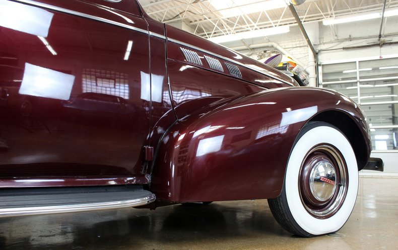 For Sale 1940 Pontiac Silverstreak