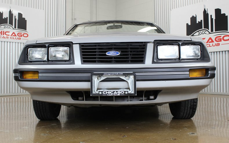 For Sale 1983 Ford Mustang GLX Convertible