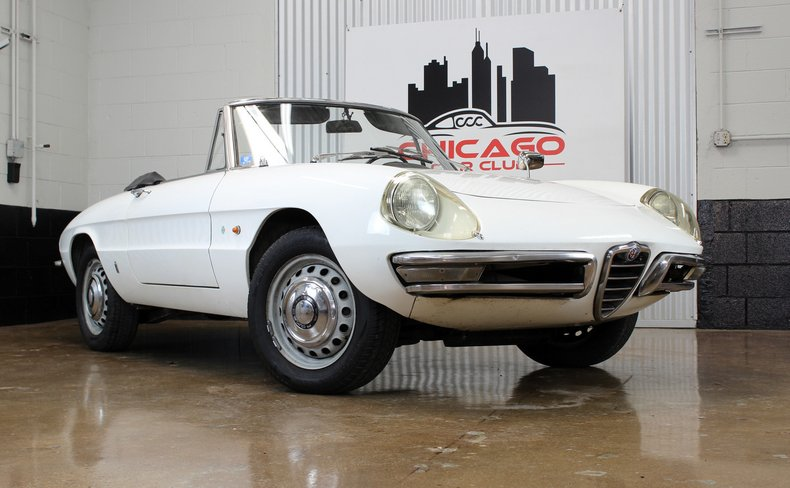 1967 Alfa Romeo Duetto For Sale